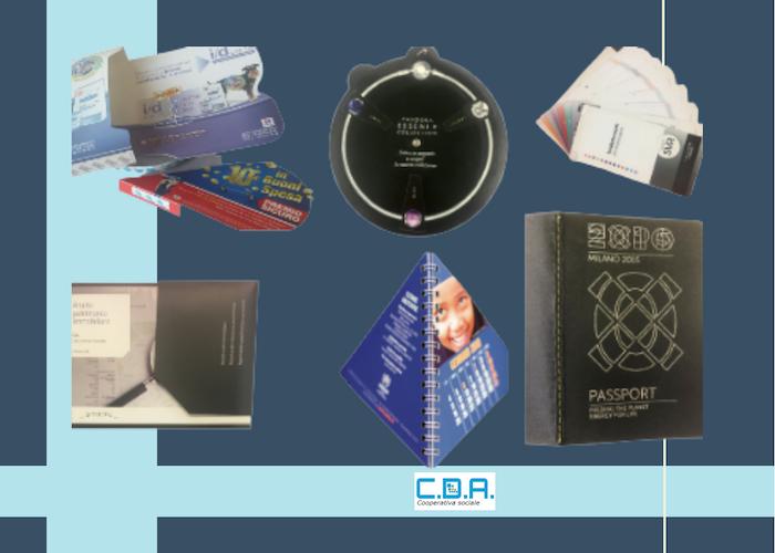 CDA materiale pubblicitario stopper