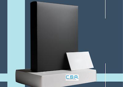 CDA box fondo e coperchio