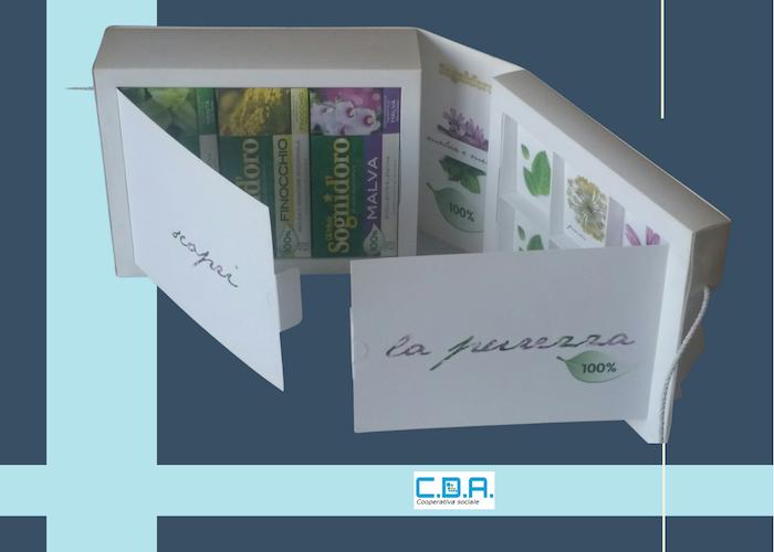 CDA Box porta scatole prodotti