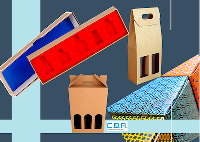 CDA box packaging