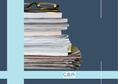 CDA lavorazioni cataloghi legatoria
