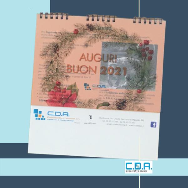 CDA Calendario 2021