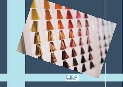 CDA cartella colori tinte capelli