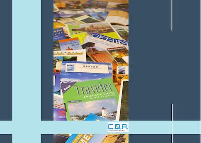 CDA opuscoli turismo brochure