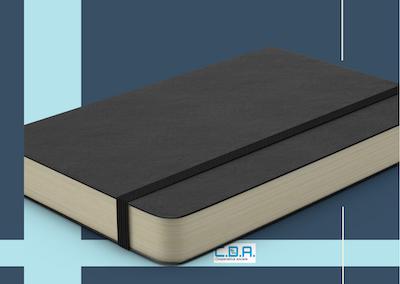 CDA quaderno con elastico