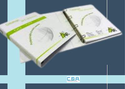 CDA raccoglitore personalizzato