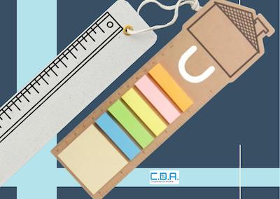 CDA righello personalizzato