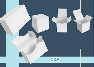 CDA scatole: box e astucci