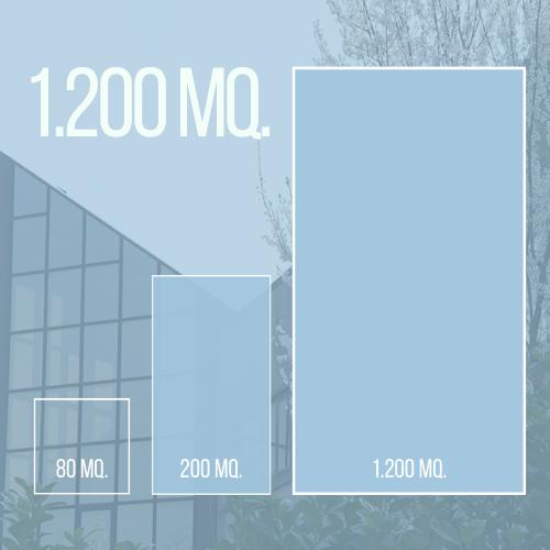 CDA 1200 mq di superficie per la legatoria